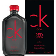 Calvin Klein One Red Edition For Him
