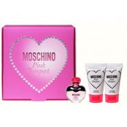 Набор Moschino Pink Bouquet