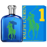 Ralph Lauren The Big Pony №1 Blue